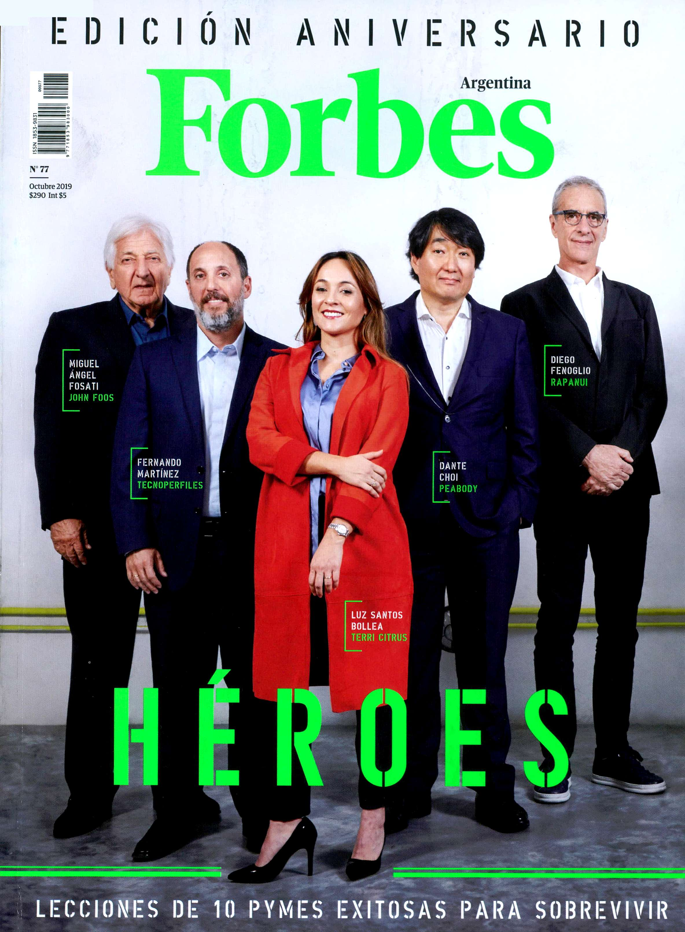 FORBES, OCT. TAPA
